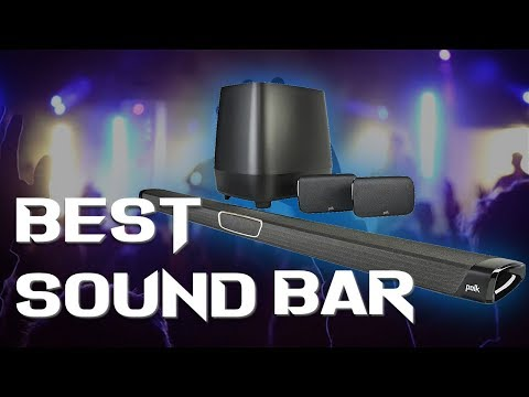 10 Best Soundbars 2019 – Inexpensive TV Sound Bar Reviews