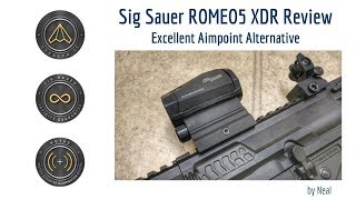 Sig Sauer Romeo5 XDR Review