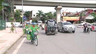 Tin Tức 24h: Bảo đảm công tác vệ sinh môi trường trong dịp Tết