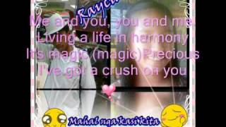 Crush on you by TaTa Young LoveTeam Raycious