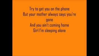 Everlast - Sleepin' Alone (lyrics)