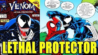 VENOM: LETHAL PROTECTOR │ Comic History