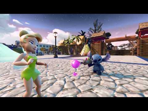Видео № 1 из игры Disney Infinity 2.0 Стартовый набор (Б/У) [PS4]