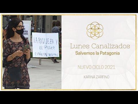 24° Lunes Canalizados - Salvemos la Patagonia | 15 de marzo del 2021