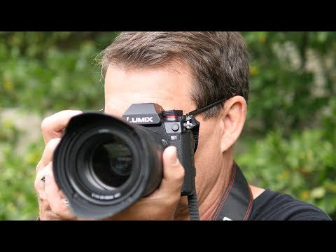 LUMIX S1 - mirrorless full-frame camera - Through the eyes of William Innes