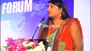 Ms.Kajal Sheth at WHEF 2013@Bangkok