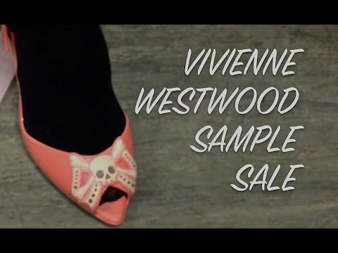 VLOG + HAUL: Vivienne Westwood Sample Sale