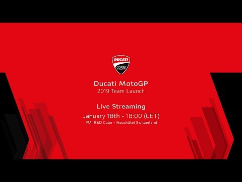 Relive the Mission Winnow Ducati team Presentation 2019