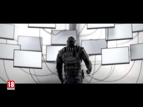 Tom Clancy's Rainbow Six : Siege : Rainbow Six Siege  - Vidéo de présentation pour l'agent Vigil