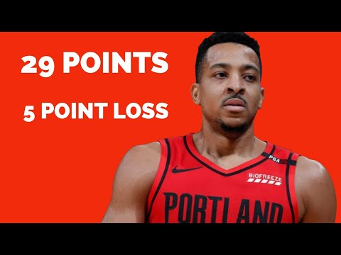 5 POINT GAME! Clippers vs Trail Blazers Recap
