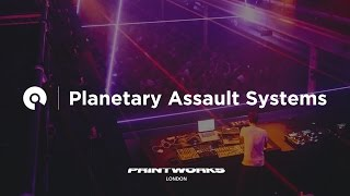 Planetary Assault Systems - Live @ Klockworks presents Photon 2017