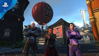Neverwinter: The Heart of Fire - Launch Trailer | PS4