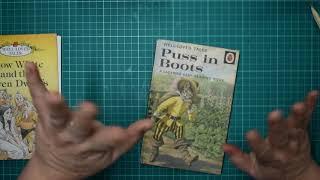Ladybird Book Junk Journals Part 1