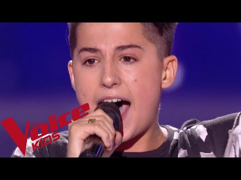 Beyoncé - Listen | Wilson | The Voice Kids France 2018 | Blind Audition (видео)