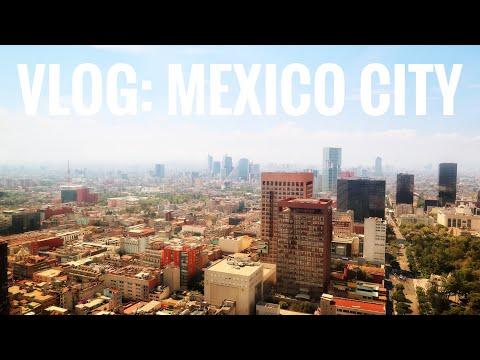 VLOG: ЧТО ПОСМОТРЕТЬ В МЕХИКО СИТИ, КУДА ПОЙТИ. TORRE LATINOAMERICANA, MÉXICO CITY