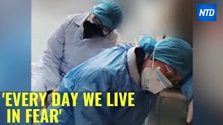 Burnt out health workers prepare for the worst in coronavirus epicenter Wuhan I NTDTV