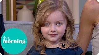 My Daughter Only Eats Yoghurt! | This Morning