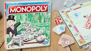 MONOPOLY Classic - Spielregeln TV (Spielanleitung Deutsch) HASBRO GAMING