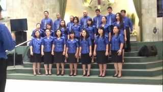 Ebenhaezer Choir, OH LORD YOU ARE MY GOD AND KING