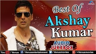 Best Of AKSHAY KUMAR : Evergreen Hindi Songs | Jukebox | Best 90's Songs