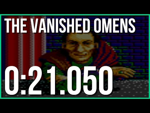 Ys: The Vanished Omens - Any% Speedrun in 0:21.050 (Personal Best)