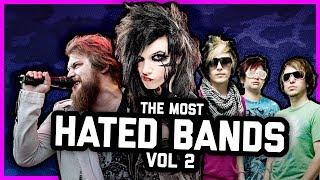 MOST HATED BANDS VOL 2: Brokencyde, Asking Alexandria, Black Veil Brides