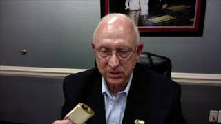 Interchangeable Core Padlock explained by Howard Smith of Wilson Bohannan