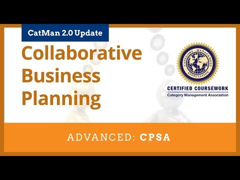 Collaborative Business Planning Course Preview - YouTube
