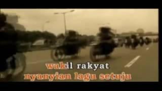 Chord dan Lirik Lagu Iwan Fals - Surat Untuk Wakil Rakyat