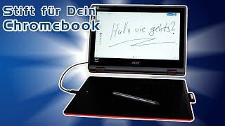 Zeichentablett für das Google Chromebook -  One by Wacom Review CTL-672-N