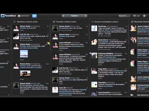 TweetDeck Updates With Quicker Column Scrolling And More Tweet Actions