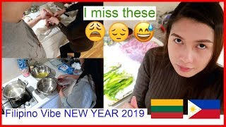 Preparing for New Year in Lithuania 2019 😍❤(PinayVlog) | it'srofa