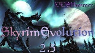 Skyrim Association: Evolution 2.5 Beta - Холодный Скайрим ч.4