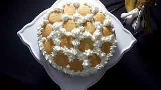 How to make Banana Pudding Cake – I Heart Recipes