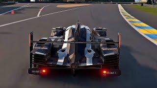 Gran Turismo Sport - Gameplay Porsche 919 Hybrid @ Le Mans [1080p 60fps]