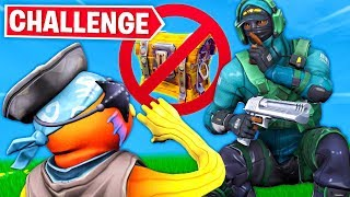 The *ONLY* LOOTING FROM ELIMS CHALLENGE in Fortnite!