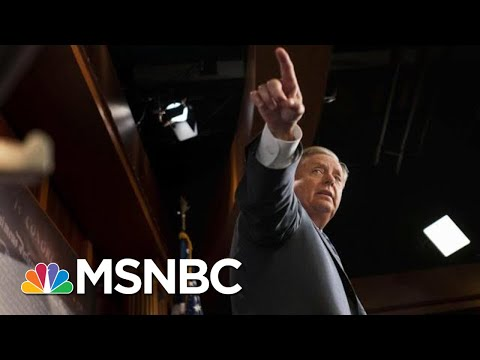 David Jolly: Lindsey Graham Cares About Power, Not Principles | The 11th Hour | MSNBC