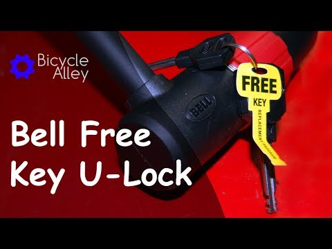Unboxing A Bell Catalyst 750 Bicycle U-lock & Compared To Kryptonite New York U-lock
