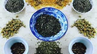 Herbal Teas/ Natural Remedies For The Entire Family/My 7 Picks