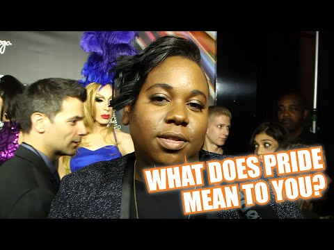 What Does Pride Mean To You? | Feat. Alex Newell, Carson Kressley & More