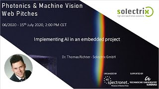 WebSession Implementing AI in an Embedded Project