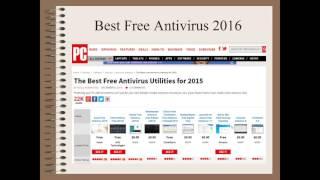 Best Free Antivirus 2016