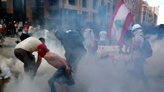video: Beirut explosion: Lebanon's government resigns amid fallout