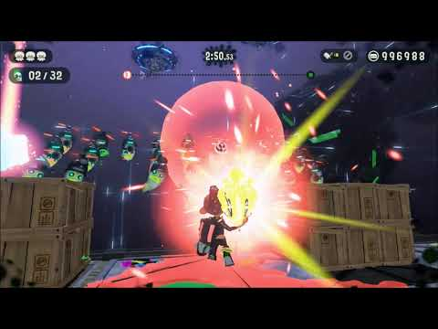 Splatoon 2 [POC Mod] - Rainmaker in Girl Power/Hasta La Vista Station