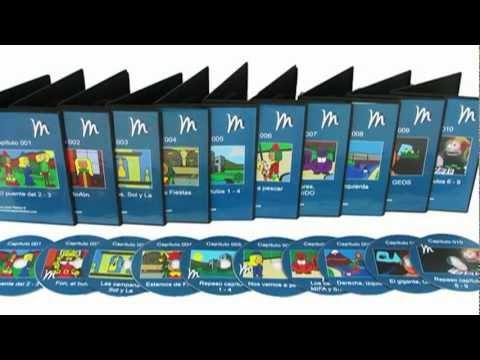 Las notas del Piano - Colección de 10 DVDs didácticos - Imgburn tutorial español