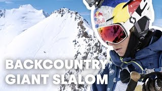 Alpine Skiing Meets Big Mountain Freeriding