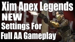 xim apex apex legends ps4 settings - TH-Clip