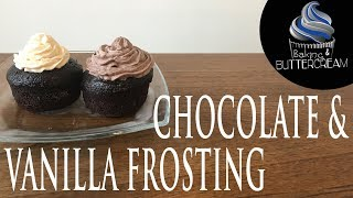 vanilla frosting no cream cheese