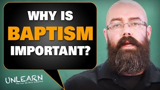 What does the Bible say about baptism?