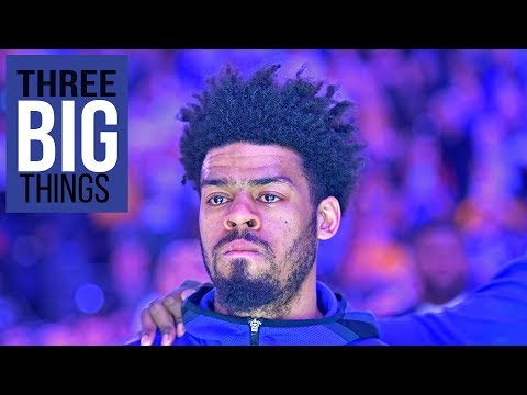 dcefcfdbc50b 3 Big Things  Warriors 112-89 win against Indiana Pacers